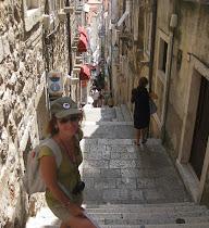 En Dubrovnik (Croacia)