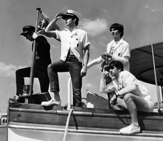 four yacht rock songs by solo beatles for your playlist every