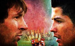 Meesi vs Ronaldo