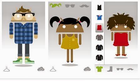 membuat avatar android dengan androidfy www.imron22.com