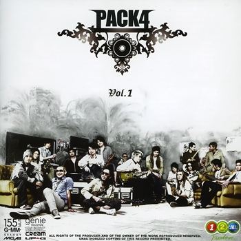 Download [Mp3]-[Hot Album] อัลบั้มเต็ม Pack 4 Vol.1 รวมศิลปิน พร้อมเพลงฮิตอีกมากมาย 4shared By Pleng-mun.com