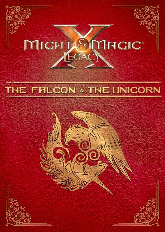 Might and Magic X Legacy The Falcon and The Unicorn Addon RELOADED