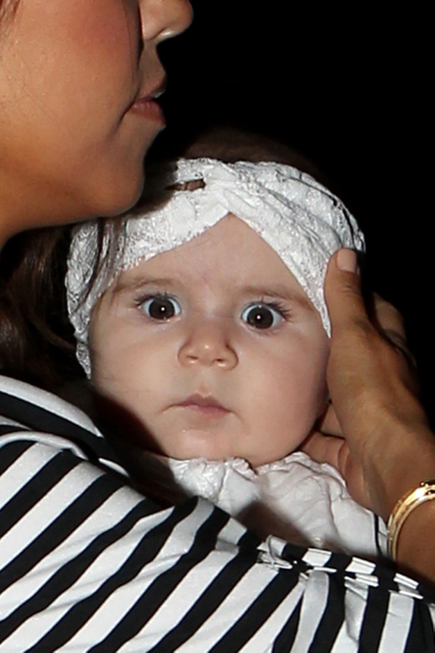 Stylish little Penelope DisickPenelope Disick Eye Color