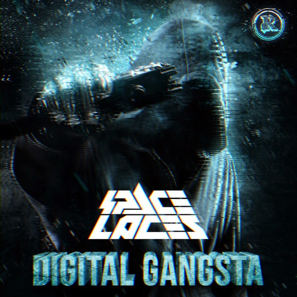 Space Laces - Digital Gangsta - Single Cover