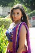 Actress Priyanka Photos at Oka Chupuke Padipoya Movie Launch-thumbnail-17