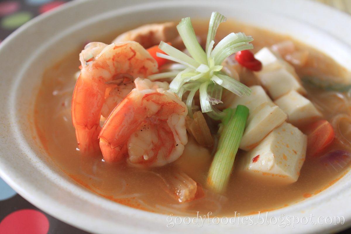 how to make kimchi tofu soup