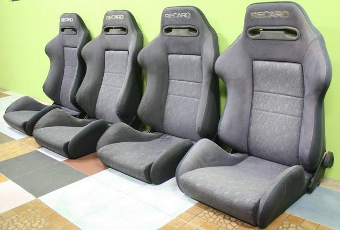 Dingz garage seat recaro mitsubishi lancer evolution 2 for Garage seat 91