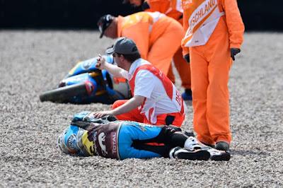 'Rabat Pembalap Cerdas, Tapi Finis di Gravel'