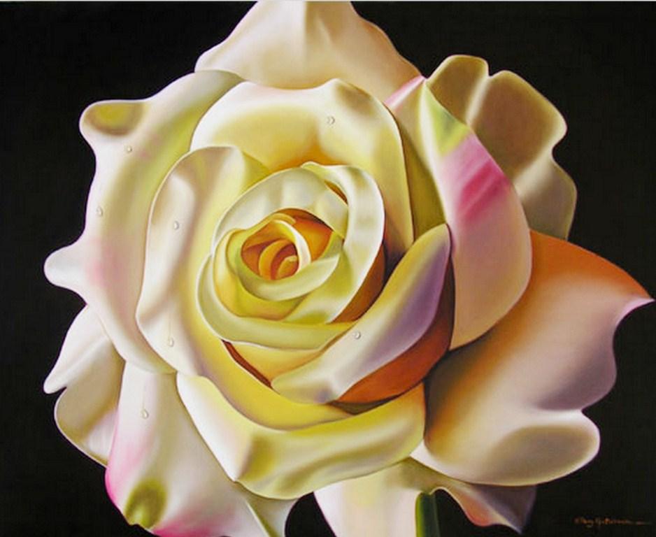 Im genes arte pinturas cuadro con hermosas flores - Los cuadros mas bonitos ...
