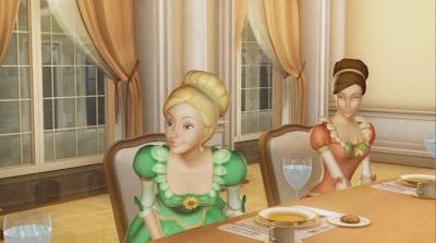 Barbie in The 12 Dancing Princesses PC Game