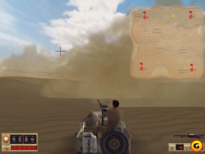 WW2 Desert Rats