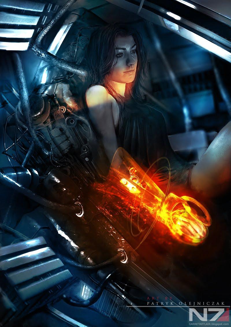 Mass Effect 3 Wallpaper: Share Wallpapers: Mass Effect 3 HD Wallpapers