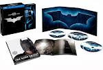 Box Blu-ray: Batman O Cavaleiro Das Trevas - A Trilogia