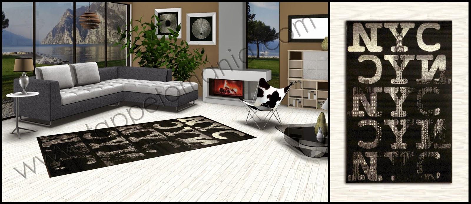 Tappeti da cucina a basso costo tappetomania tappeti - Tappeti quadrati moderni ...