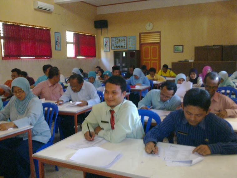 Peserta Pelatihan Bahasa Inggris
