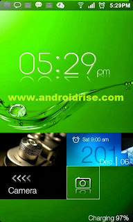 Windows 8 Pro Lockscreen Android Live Theme