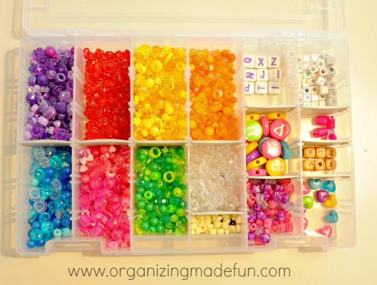 Organizing Craft Supplies My Cupboard