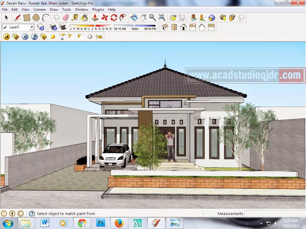 Jasa Desain Rumah Minimalis 1 Lantai Terbaruyayanadia Dailylife