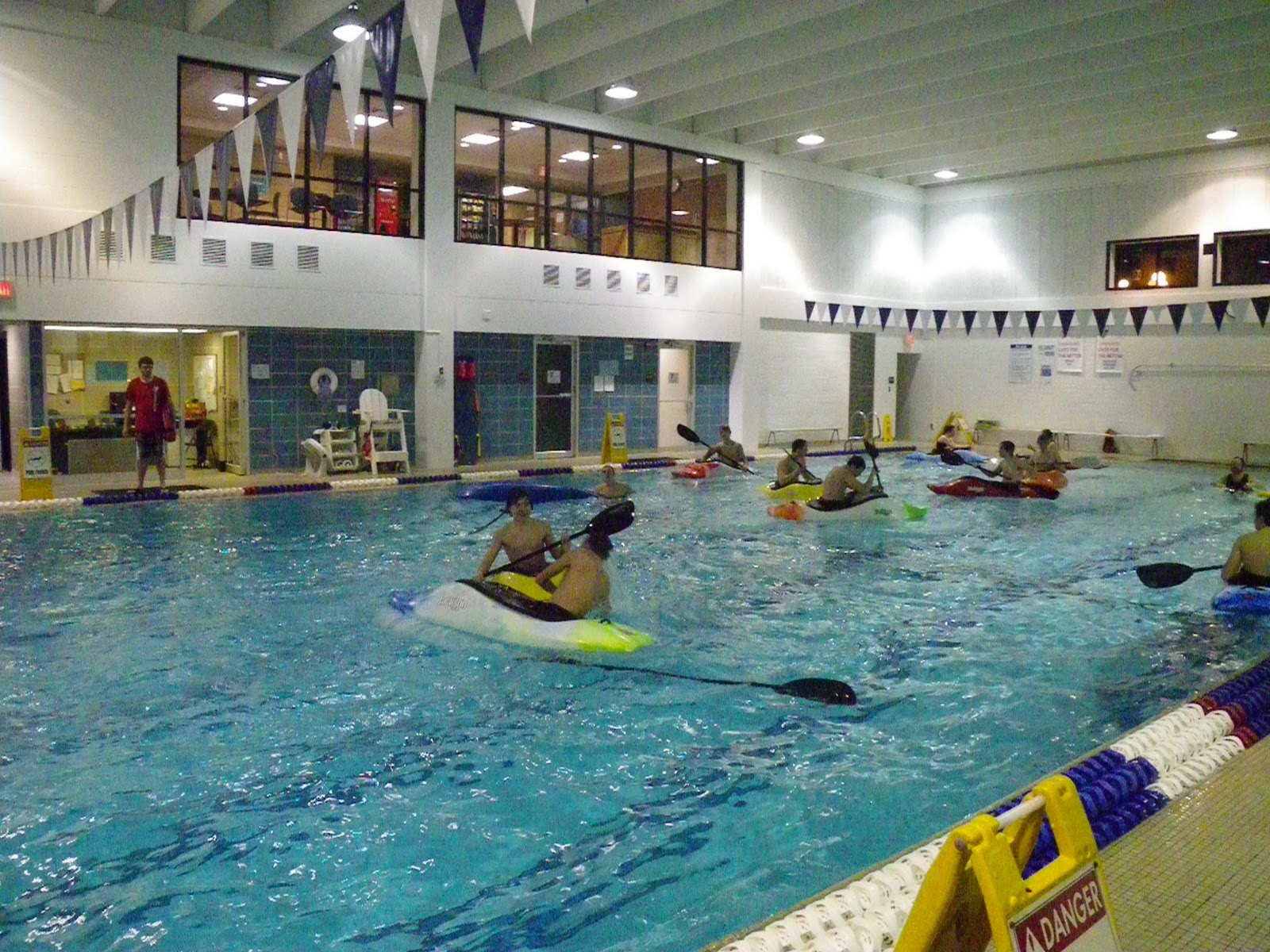 Sea boo environmental learning center of red wing goes for Elc paddling pool