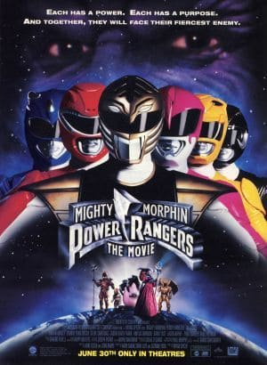 Filme Power Rangers - O Filme (Clássico) Bluray 1080p 720p 1995 Torrent