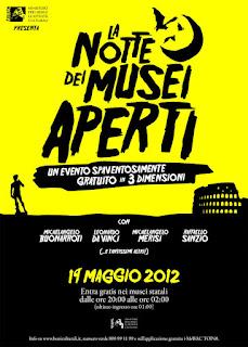 """MiBac: Torna:""""La Notte dei Musei 2012""""! Non per tutti: la Sicilia latita."""