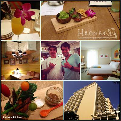 heavenly island lifestyle restaurant at shoreline waikiki hotel {media dinner & restaurant review}