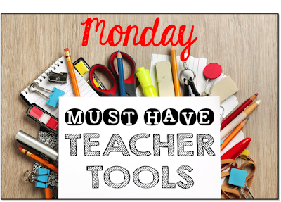 Must Have Monday Teacher Tools, ESGI Giveaway, Teacher Assessments, Time4kindergarten