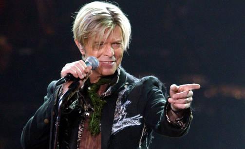 Ompun David Bowien suosikkikirjat -haaste