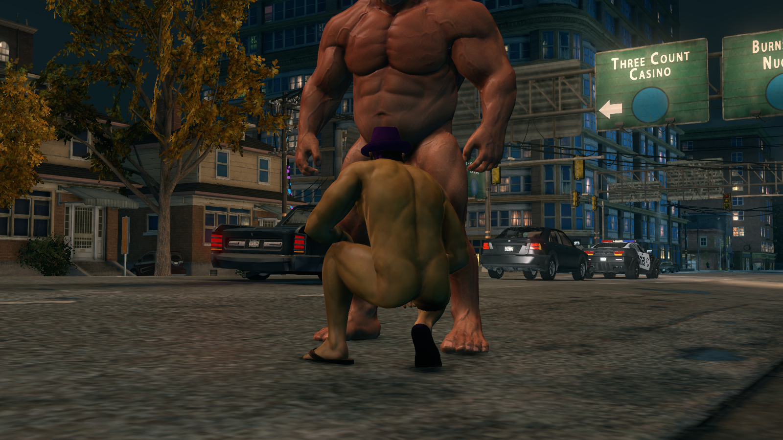 Saints row 4 male nudity patch pornos pictures