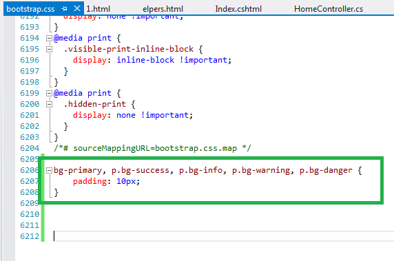 how to add 2 classes in html