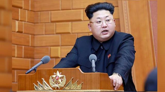 Kim Jong un Wajibkan Kaum Pria di Korea Utara Ikuti Potongan Rambutnya