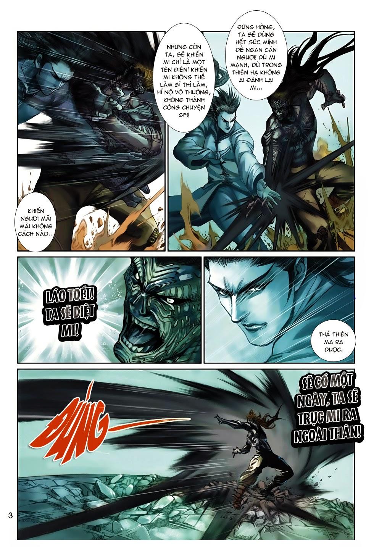 Thần Binh Tiền Truyện 4 - Huyền Thiên Tà Đế chap 14 - Trang 3
