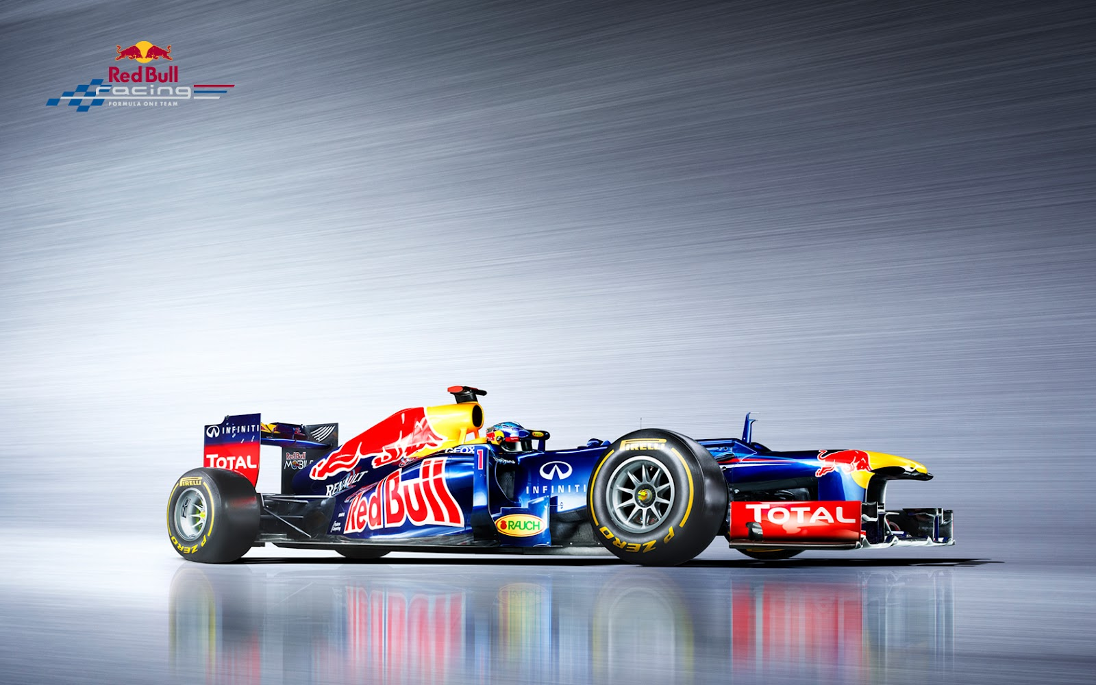 Red Bull Racing F1 Team RB8 2012 Wallpaper - KFZoom