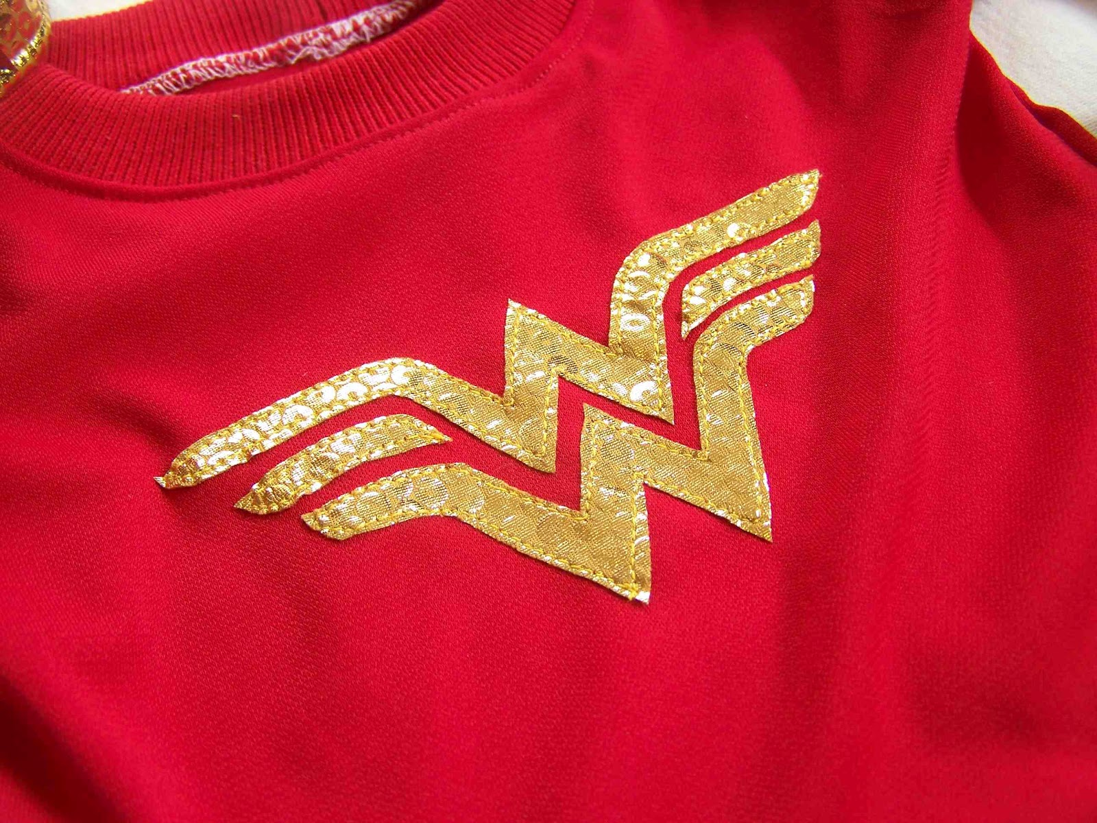 Made by me shared with you wonder woman halloween costume wonder woman halloween costume pronofoot35fo Gallery