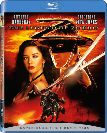 The Legend of Zorro 2005 Dual Audio Hindi BluRay Download