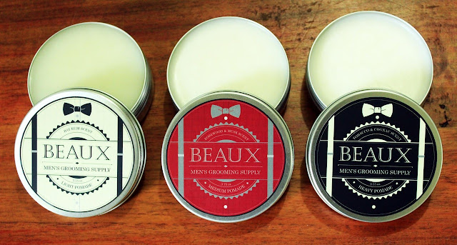 Beaux Men's Grooming Supply - Home Made Men's Grooming Product