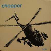 Chopper - 4Play ep (1989, CCC/Animal Five)