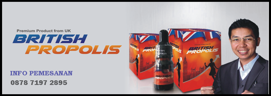 British Propolis, Jual Propolis Asli, Agen Propolis Tangerang, Distributor Propolis