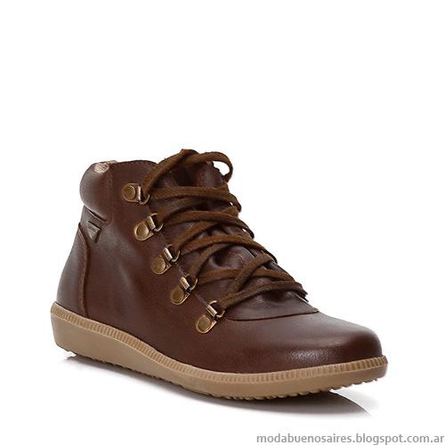Moda zapatillas mujer invierno 2013