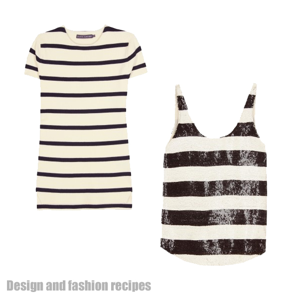 T-shirt and top per Contest Luisaviaroma by Design and Fashion recipes