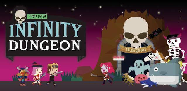 Infinity Dungeon Evolution v2.2.2 Apk Mod [Gemas ilimiadas]