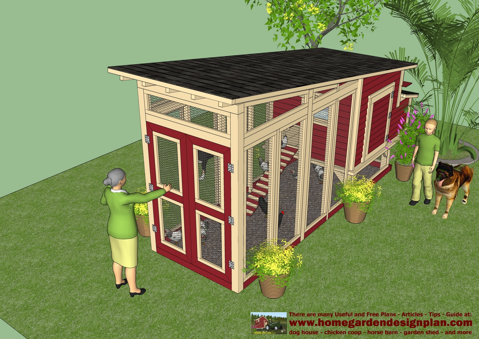 Knowing Simple chicken coop design plans ~ Tanto Nyam