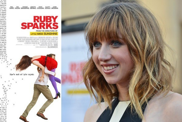 Exclusive Interview - Zoe Kazan, 'Ruby Sparks' » Gossip | Zoe Kazan