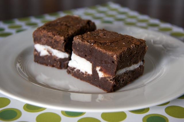 Peppermint Patty Brownies (Gluten Free) Recipe — Dishmaps