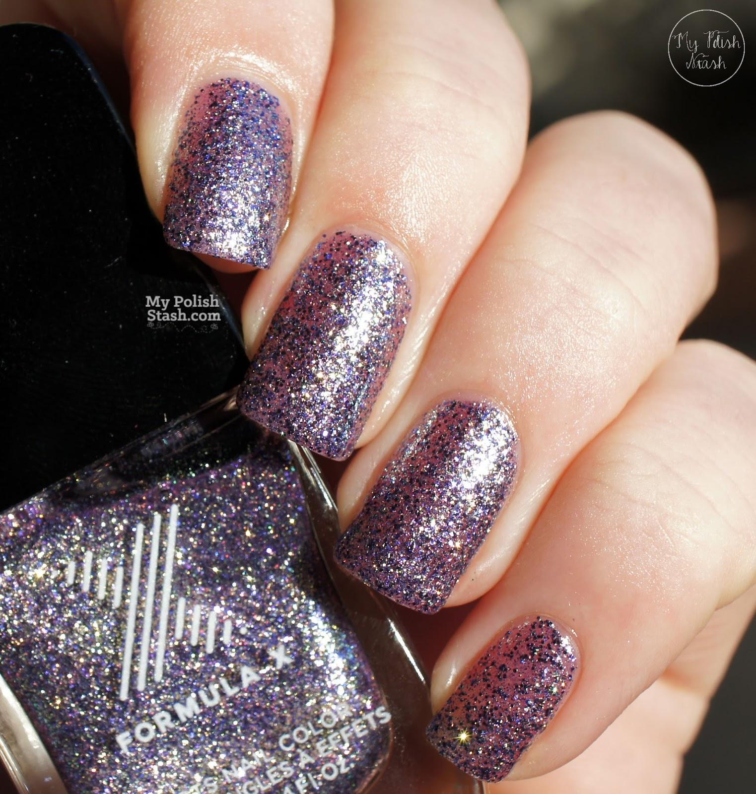 sephora ombre glitter nail polish