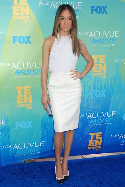 Fashion Style Hollywood Star Maggie Q Maggie Q On Nikita Maggie