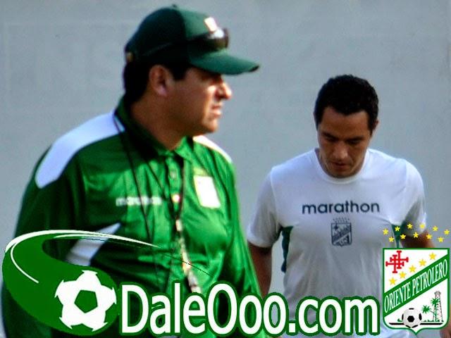 Oriente Petrolero - Eduardo Villegas - Gualberto Mojica - DaleOoo.com página del Club Oriente Petrolero