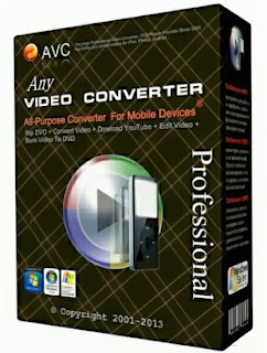 Download for free Any Video Converter Pro