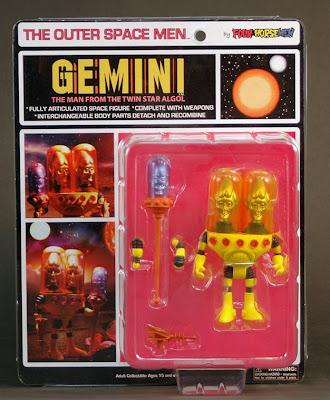 Four Horsemen Outer Space Men Gemini