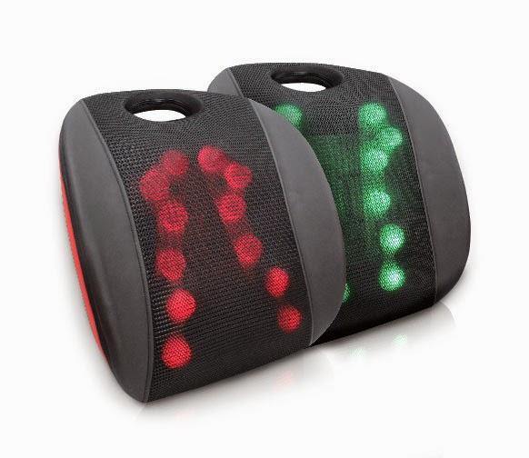 Elimina la tensión 3D back massager
